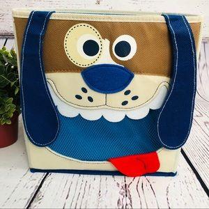 Target Dog Puppy Children's Box Bin Basket